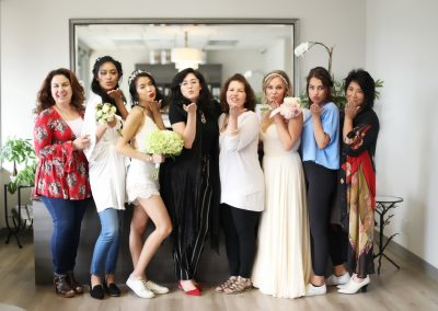 Bridal Shoot Crew